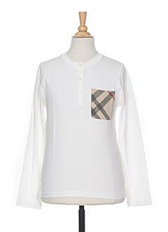 Produit-T-shirts-Garçon-BURBERRY