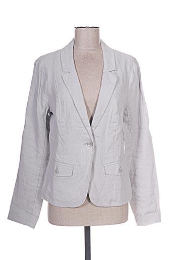 Veste casual gris STREET ONE pour femme
