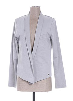 Veste chic / Blazer gris DDP pour femme