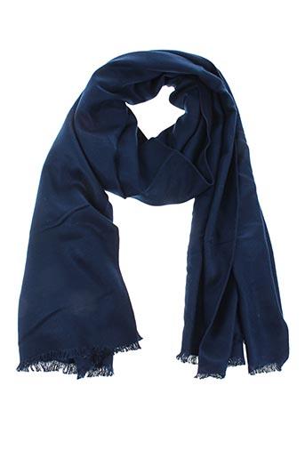 izac accessoires unisexe de couleur bleu