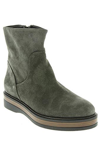 peperosa chaussures femme de couleur gris