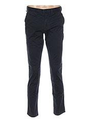 Pantalon casual bleu JACK & JONES pour homme seconde vue