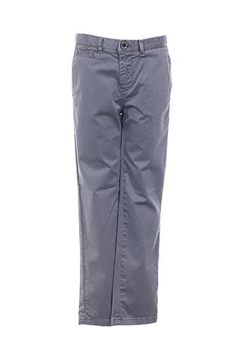 hero seven pantalons garçon de couleur gris