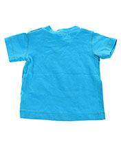 T-shirt manches courtes bleu ABSORBA pour garçon seconde vue