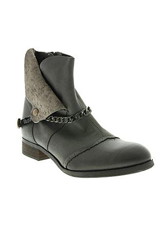 see you jane chaussures femme de couleur gris