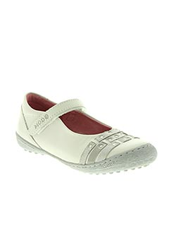 Ballerines beige BANA & CO pour fille