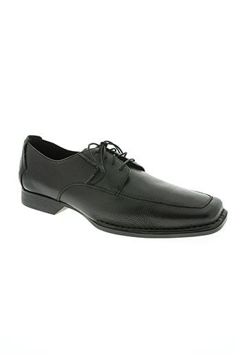 hush puppies chaussures homme de couleur noir