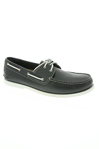 rockport chaussures homme de couleur bleu