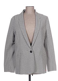 Veste chic / Blazer gris HARRIS WILSON pour femme