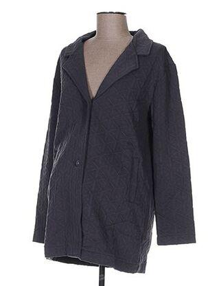 Veste casual gris COLLINE pour femme
