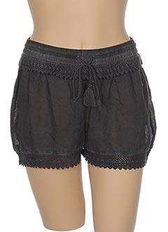 Produit-Shorts / Bermudas-Femme-LINGADORE