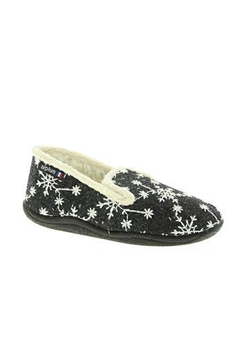 airplum chaussures femme de couleur gris