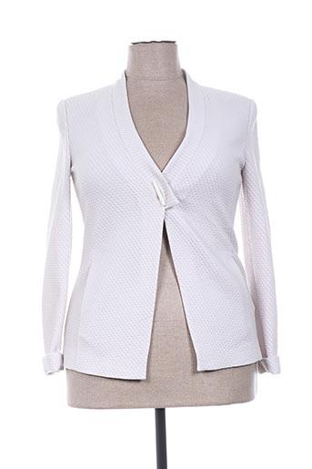 Veste casual gris ARMANI pour femme