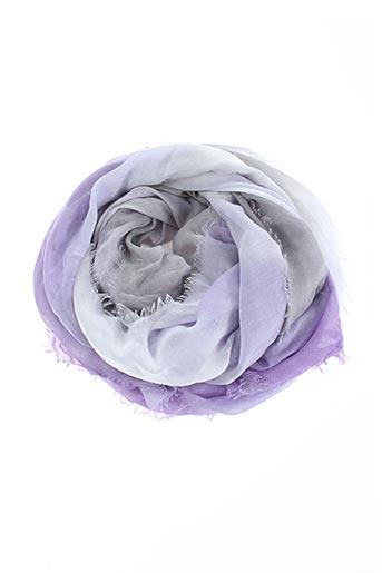 armani accessoires femme de couleur violet