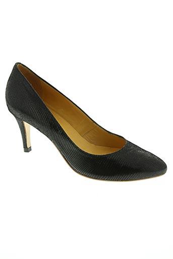 sixieme sens chaussures femme de couleur noir
