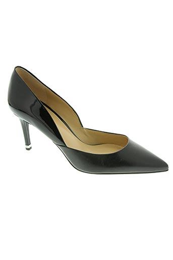 michael kors chaussures femme de couleur noir