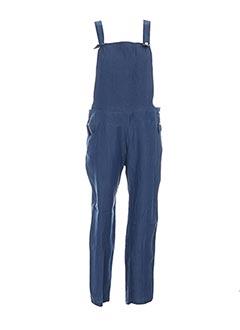 Salopette bleu YUKA pour femme