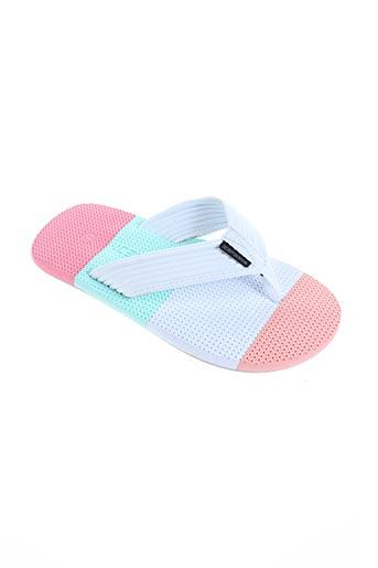 icepeak chaussures femme de couleur blanc