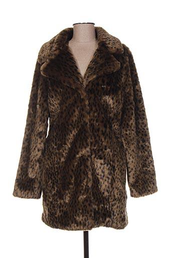 Manteau long vert GOOSECRAFT pour femme