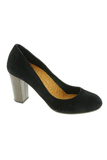 chie mihara chaussures femme de couleur noir