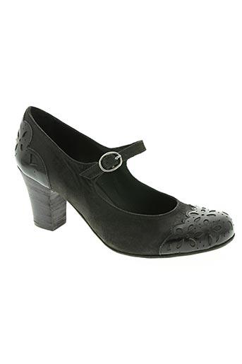 mat:20 chaussures femme de couleur noir