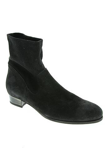 malu chaussures femme de couleur noir