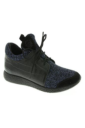 movie's chaussures femme de couleur bleu