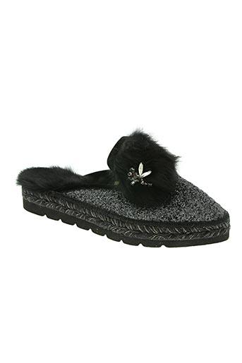 vidorreta chaussures femme de couleur noir