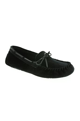ruby brown chaussures femme de couleur noir