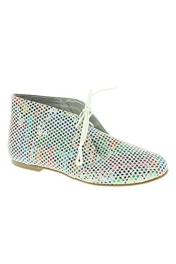 ippon vintage chaussures femme de couleur blanc