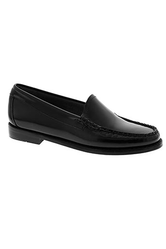 g.h.bass&co. chaussures femme de couleur noir