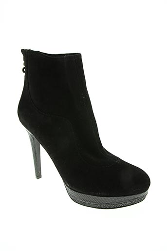 Bottines/Boots noir HOUSE OF HARLOW pour femme