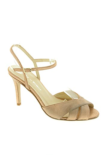 Sandales/Nu pieds rose ANDY BY SEMER pour femme