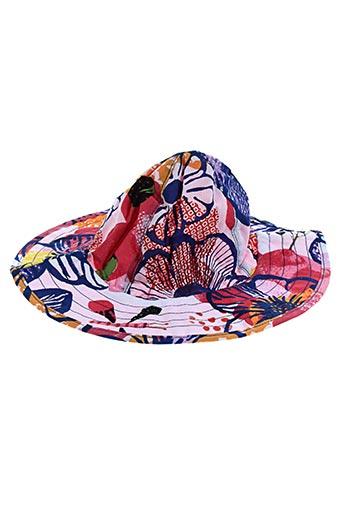Chapeau bleu CATIMINI pour fille