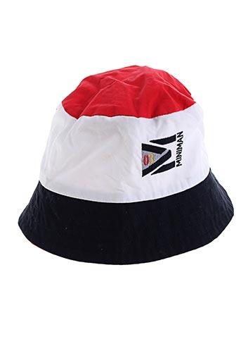 Chapeau rouge MINIMAN pour garçon