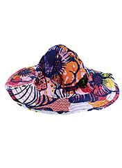 Chapeau bleu CATIMINI pour fille seconde vue