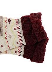 Chaussettes rouge CATIMINI pour fille seconde vue