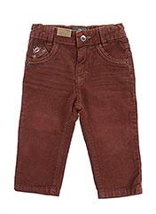 Pantalon casual marron TIMBERLAND pour garçon seconde vue