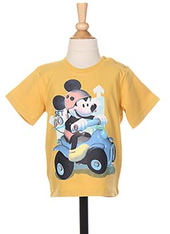 Produit-T-shirts-Garçon-DISNEY