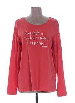 Produit-T-shirts-Femme-MUSTANG