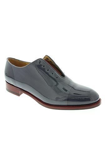 colorphilosophy chaussures femme de couleur bleu