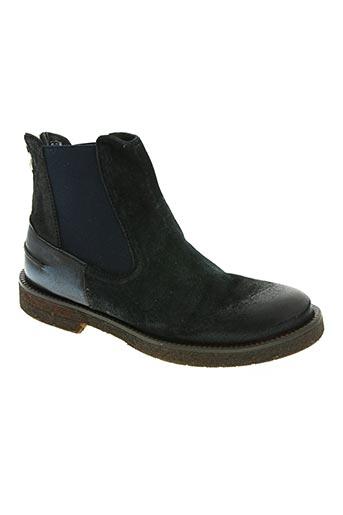 onid studio chaussures femme de couleur bleu