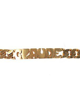 Bracelet jaune BIJOUTERIE SIGAUX pour homme