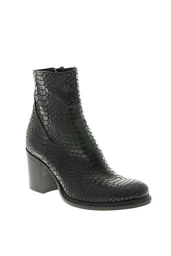 strategia chaussures femme de couleur noir