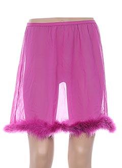 Jupon /Fond de robe rose SONIA RYKIEL pour femme