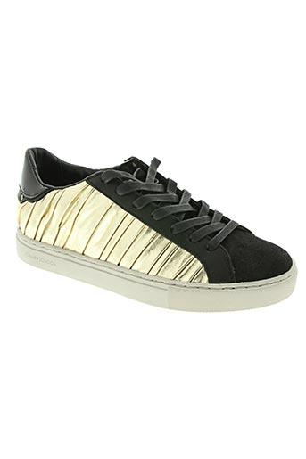 crime london chaussures femme de couleur noir