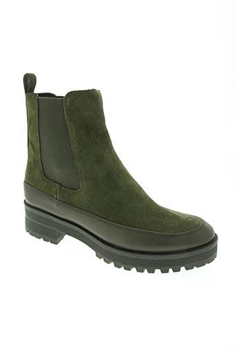 what for chaussures femme de couleur vert