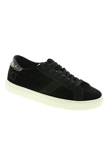 date chaussures femme de couleur noir