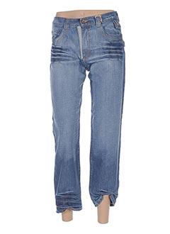 Produit-Jeans-Fille-BLUE BLACK