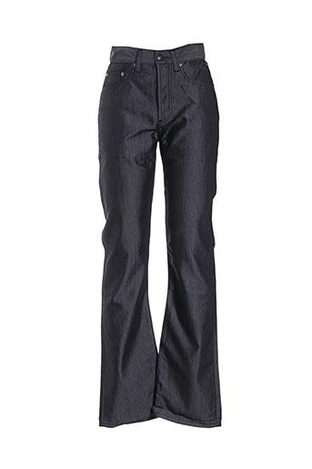 Pantalon casual gris COSTELLO pour homme